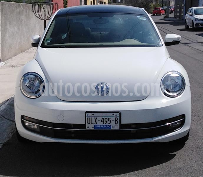 Volkswagen Beetle Sportline usado (2019) color Blanco precio $210,000
