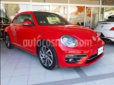 Volkswagen Beetle Sound Tiptronic usado (2018) color Rojo precio $329,000