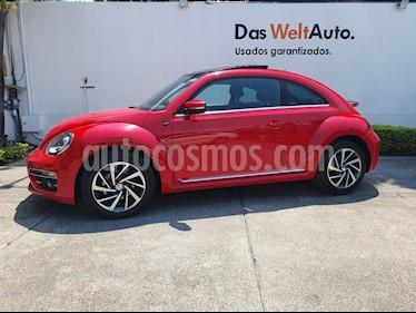 Volkswagen Beetle Sound Tiptronic usado (2018) color Rojo precio $324,900