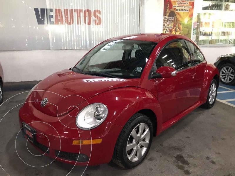 Volkswagen Beetle GLS 2.0 usado (2008) color Rojo precio $93,000