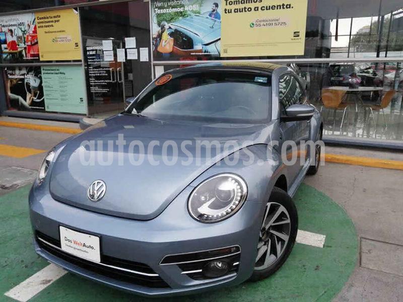 foto Volkswagen Beetle Sound usado (2018) color Azul precio $284,990