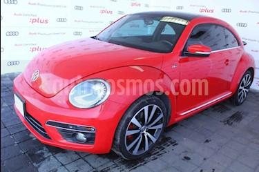 Volkswagen Beetle R Line usado (2015) color Rojo precio $235,000