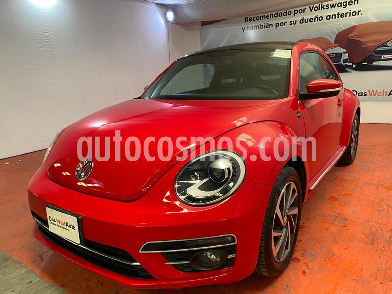 Volkswagen Beetle Sound usado (2018) color Rojo precio $283,000