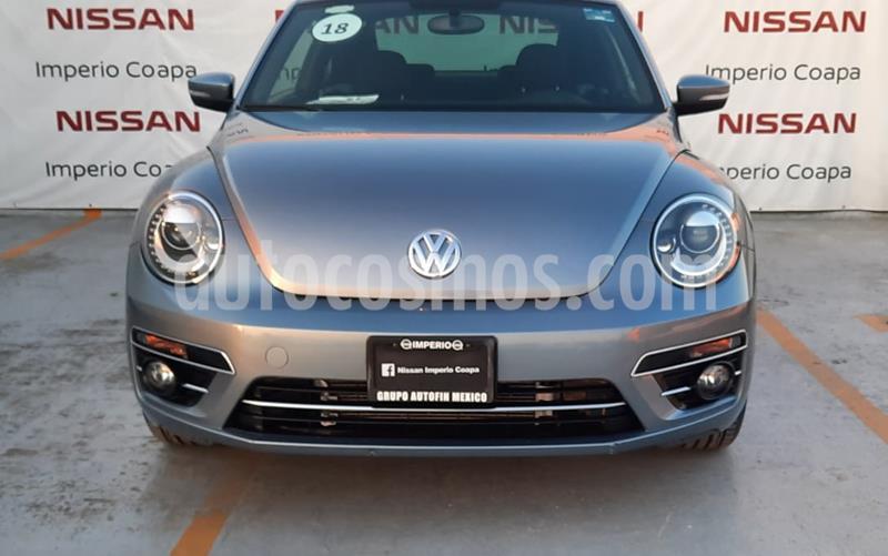 Volkswagen Beetle Sound usado (2018) color Azul Metalizado precio $309,000