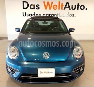 Volkswagen Beetle Sportline usado (2017) color Azul precio $258,000