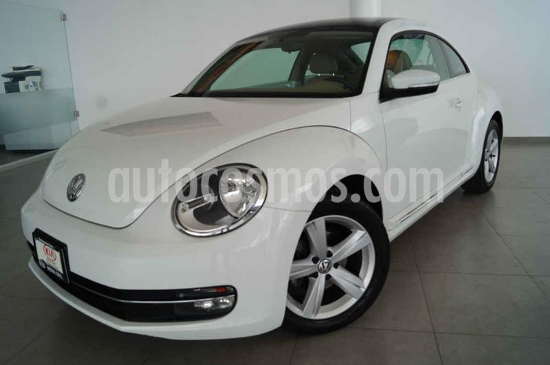 Volkswagen Beetle Sport Tiptronic usado (2016) color Blanco precio $225,000