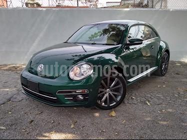 Volkswagen Beetle Sportline Tiptronic usado (2017) color Verde precio $250,000