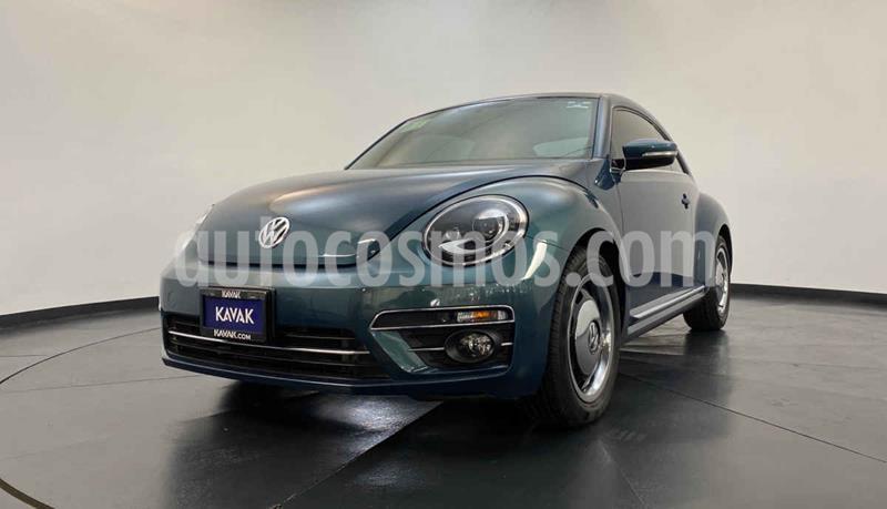 Volkswagen Beetle Sound Tiptronic usado (2018) color Azul precio $312,999