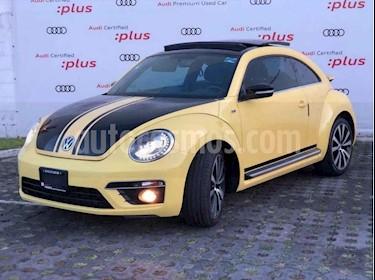 Volkswagen Beetle Turbo R Aut usado (2014) color Amarillo precio $230,000