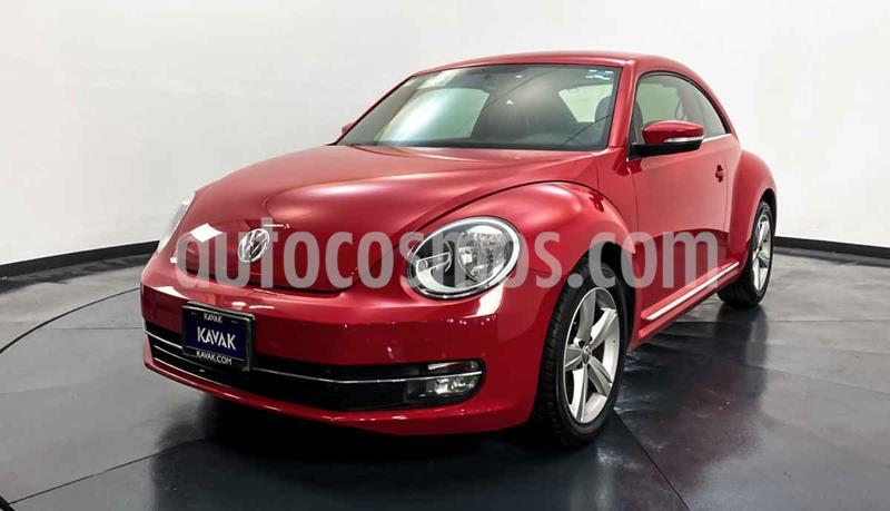 Volkswagen Beetle Allstar Tiptronic usado (2016) color Rojo precio $232,999