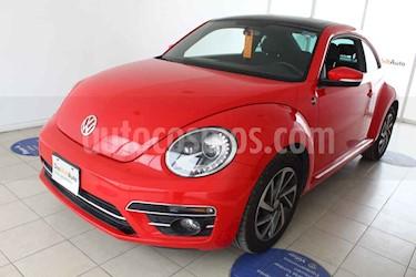 Volkswagen Beetle 2p Sound L5/2.5 Aut usado (2018) color Rojo precio $305,000