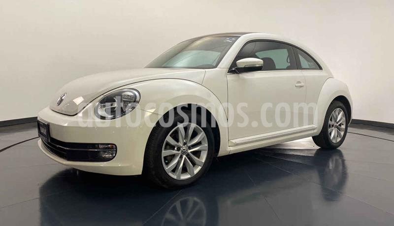 Volkswagen Beetle Sport Tiptronic usado (2014) color Blanco precio $184,999