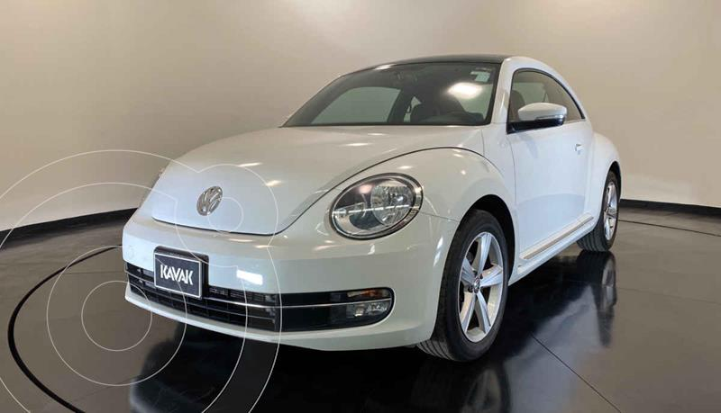 Volkswagen Beetle Sportline usado (2016) color Blanco precio $229,999