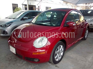 Volkswagen Beetle GLS 2.0 Aut usado (2008) color Rojo precio $109,900