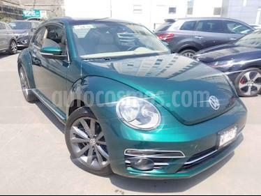 Volkswagen Beetle 2p Sportline L5/2.5 Man usado (2017) color Verde precio $245,000