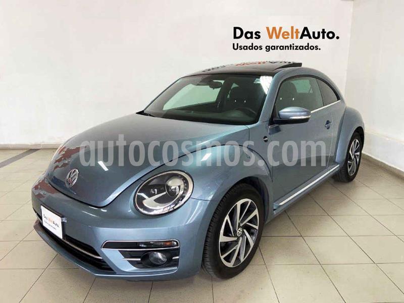 Volkswagen Beetle Sound Tiptronic usado (2018) color Azul precio $293,285