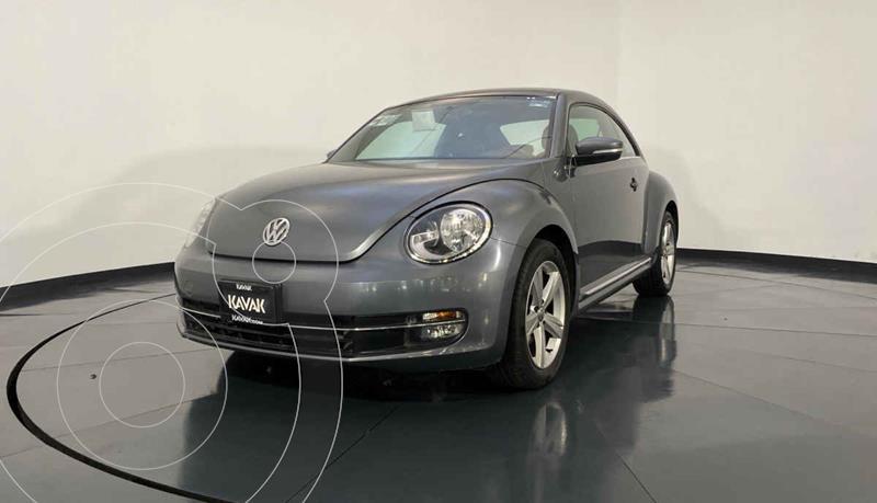 Volkswagen Beetle Sportline usado (2016) color Gris precio $244,999