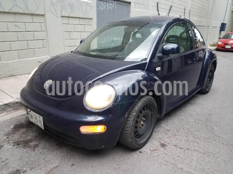 Volkswagen Beetle GLS 2.0 usado (2000) color Azul precio $45,000
