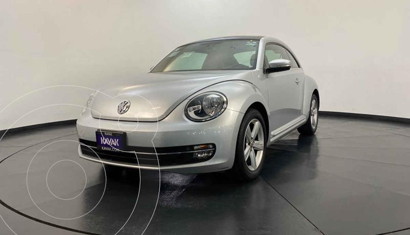 Volkswagen Beetle R Line usado (2015) color Gris precio $202,999