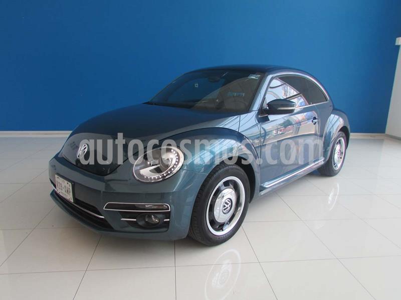 foto Volkswagen Beetle Sport Tiptronic usado (2018) color Azul precio $310,000