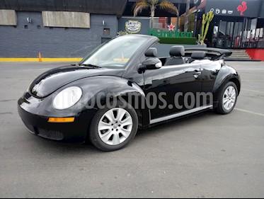 Volkswagen Beetle Cabriolet 2.5 usado (2009) color Negro precio $105,000