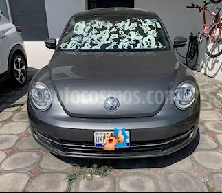 Volkswagen Beetle Sport Tiptronic usado (2015) color Gris precio $179,500