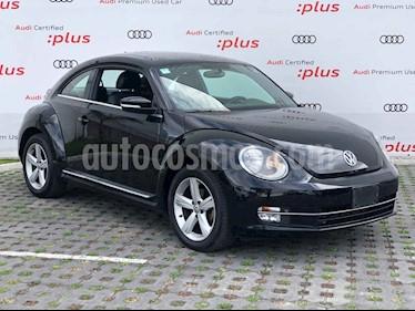 Volkswagen Beetle Sportline Tiptronic usado (2016) color Negro precio $255,001