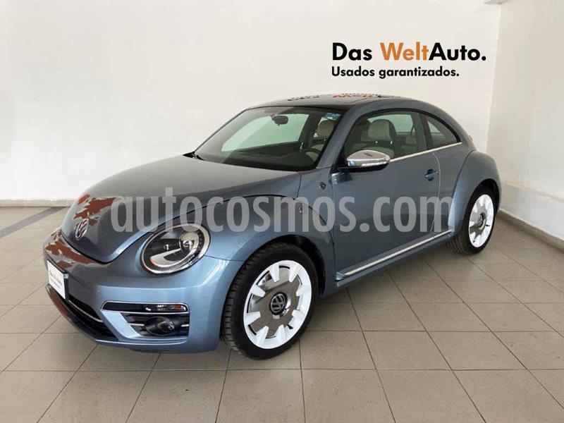 Volkswagen Beetle Final Edition usado (2019) color Azul precio $380,743