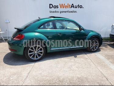 Volkswagen Beetle Sport usado (2017) color Verde precio $244,900