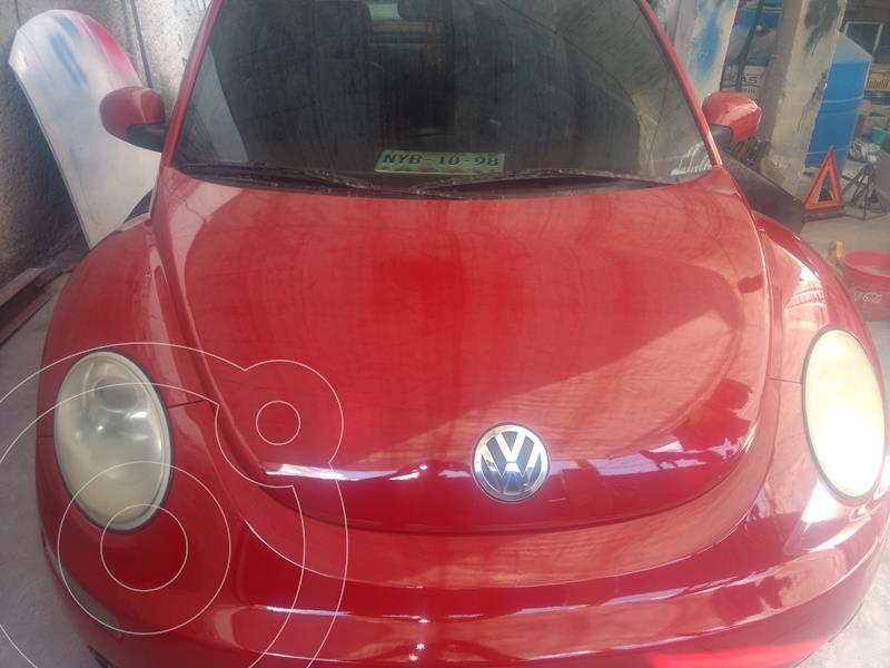 Volkswagen Beetle GLS 2.5 Sport  Aut usado (2010) color Rojo Salsa precio $86,500