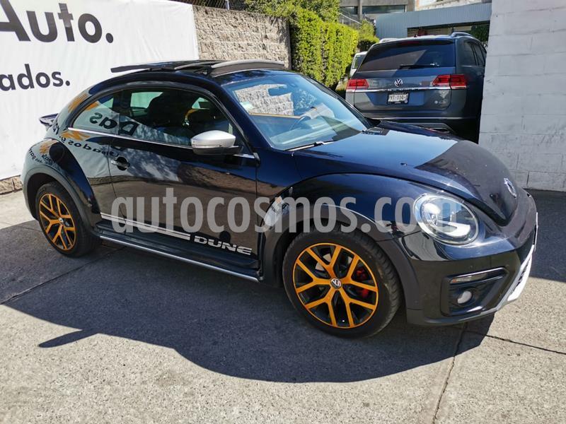 Volkswagen Beetle Dune DSG usado (2017) color Negro Profundo precio $320,000