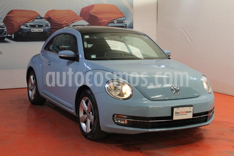 Volkswagen Beetle Sport Tiptronic usado (2014) color Azul Denim precio $195,000