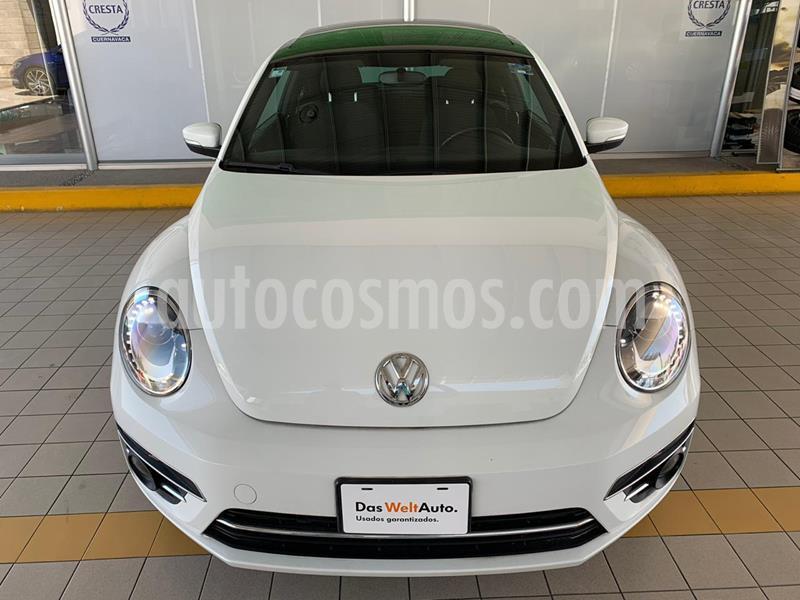 Volkswagen Beetle Sound Tiptronic usado (2018) color Blanco precio $284,900