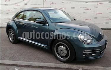 Volkswagen Beetle Coast Tiptronic usado (2018) color Azul precio $317,000