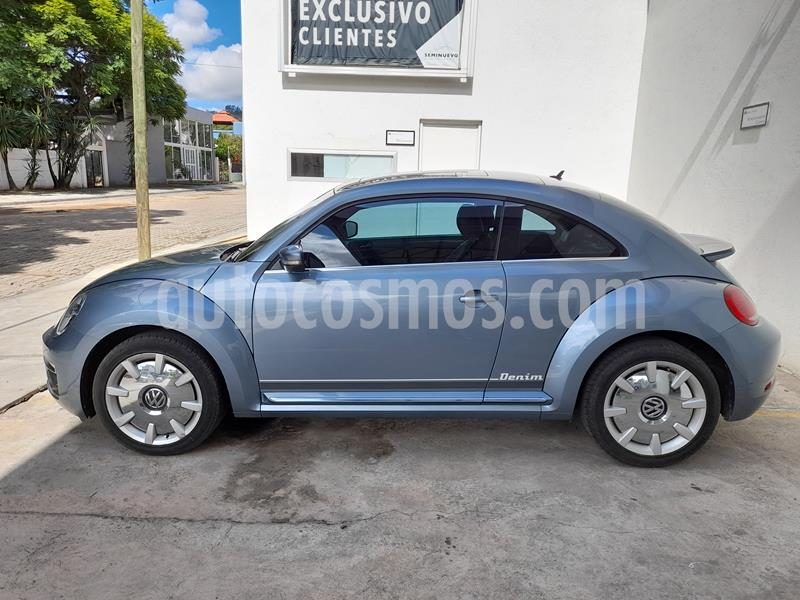 Volkswagen Beetle Denim usado (2017) color Gris precio $253,000