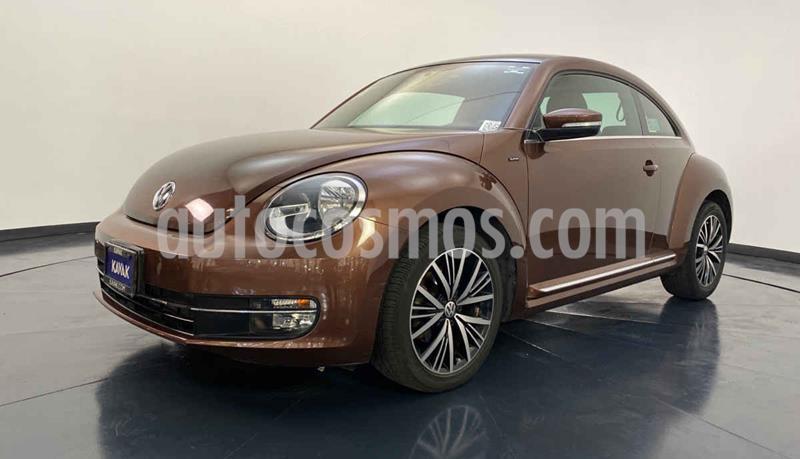 Volkswagen Beetle Allstar usado (2016) color Cafe precio $229,999