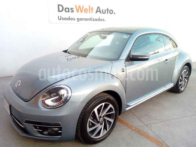 Volkswagen Beetle Sound Tiptronic usado (2018) color Azul precio $305,000