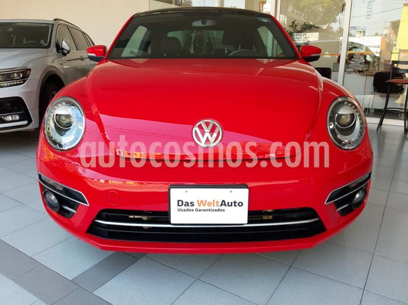 Volkswagen Beetle Sport usado (2018) color Naranja precio $283,000