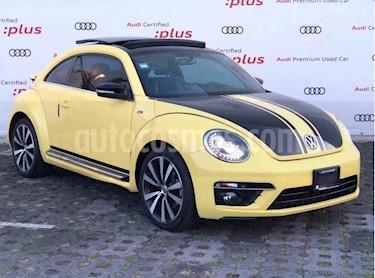 Volkswagen Beetle Turbo R Aut usado (2014) color Amarillo precio $230,001