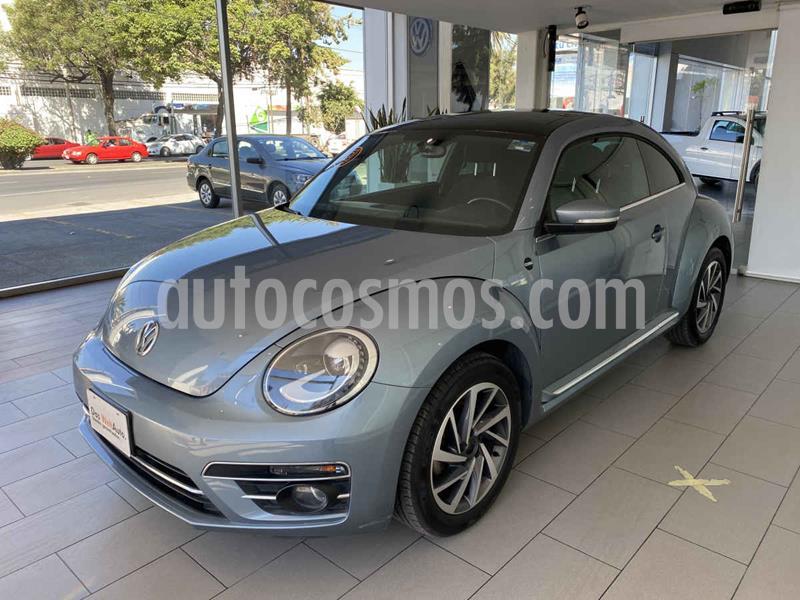 Volkswagen Beetle Sound Tiptronic usado (2018) color Azul precio $280,000