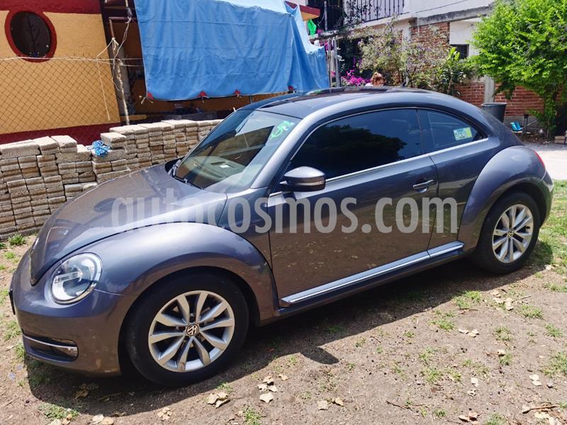 Volkswagen Beetle Sport usado (2014) color Gris Platino precio $168,000
