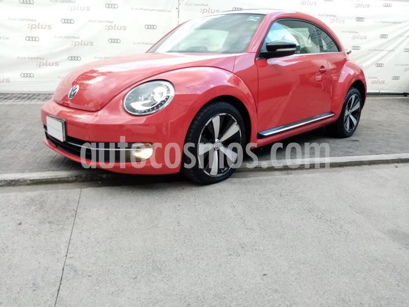 Volkswagen Beetle Turbo usado (2016) color Rojo Tornado precio $249,000