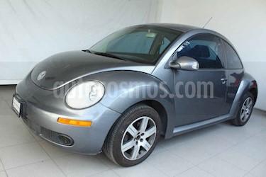 Volkswagen Beetle 2p GLS aut usado (2006) color Gris precio $89,000