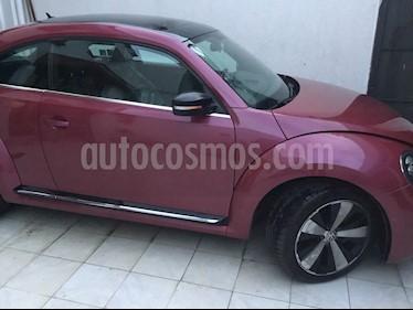 Foto venta Auto usado Volkswagen Beetle Pink Tiptronic (2017) color Celeste precio $225,000