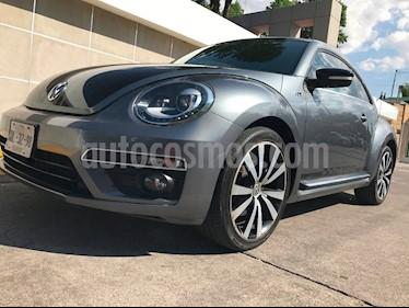 Volkswagen Beetle R Line DSG usado (2014) color Gris precio $180,000
