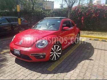 Volkswagen Beetle R Line DSG usado (2015) color Rojo precio $260,000