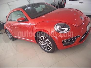Volkswagen Beetle Sound Tiptronic usado (2018) color Rojo precio $300,000