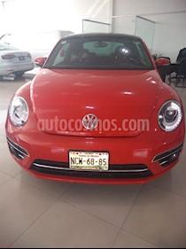 Volkswagen Beetle Sound Tiptronic usado (2018) color Naranja precio $339,000