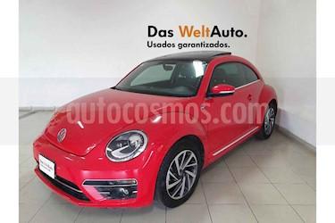 Foto Volkswagen Beetle Sound Tiptronic usado (2018) color Rojo precio $329,450