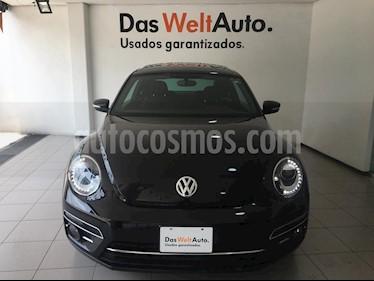 Volkswagen Beetle Sound usado (2018) color Negro Profundo precio $354,900